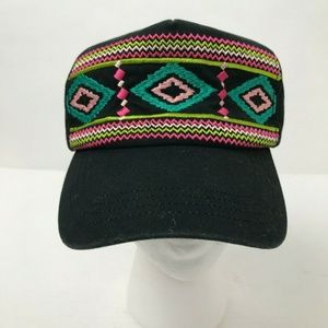 San Diego Hat Company Womens  Aztec Embroidered